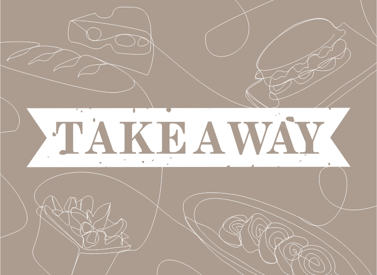 »Take away« ponudba!