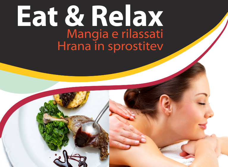 Privilege Eat & Relax - Hrana in sprostitev
